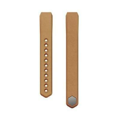 Leather Band for Fitbit Alta (Camel/Small)