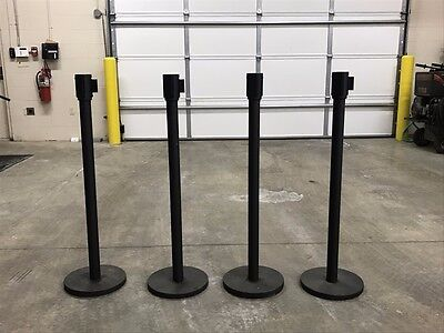 Beltway BSI crowd control stanchions