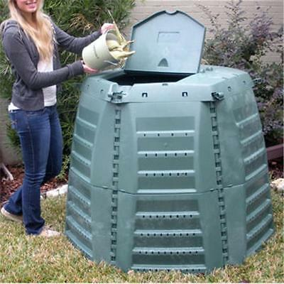 Exaco Thermo Star 1000 267 gal. Thermo Star 1000 Jumbo Composter Olive Green
