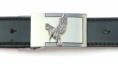 Kingfisher in Flight  Belt Buckle n Leather Belt in Gift Tin Ideal Wildlife Gift