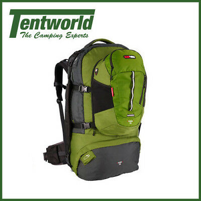Blackwolf Cuba Backpack - 75L - Forest