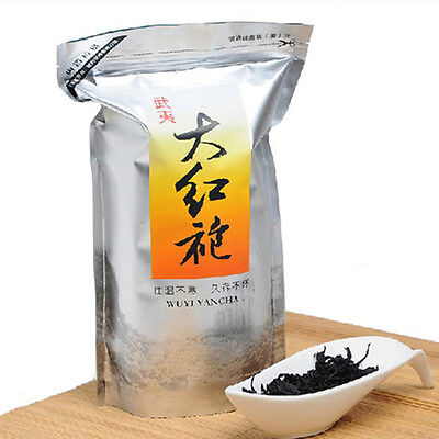 250g Da Hong Pao Wuyi Rock Big Red Robe Chinese Health Care Oolong Tea Exquisite