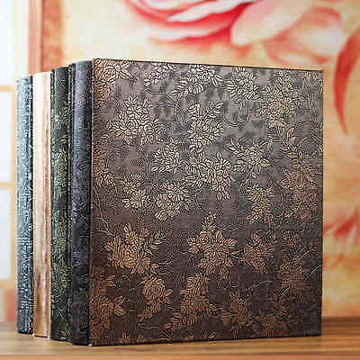 680 Pockets Slip In Jumbo Photo Album 6 Inches Photos -13 Designs
