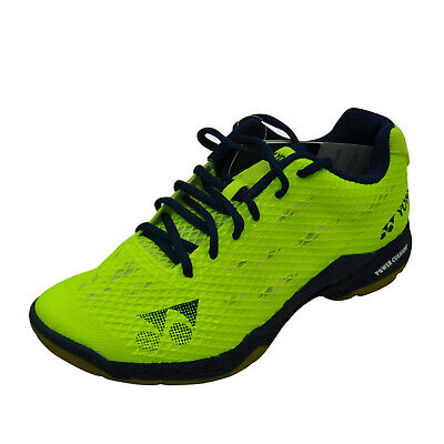Yonex Badminton Shoe - Aerus Mx Power Yellow Cushion Men's Shoes
