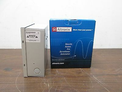 Altronix 24/28VAC 100VA AC Power Supply Transformer Fused Enclosed T2428100CP