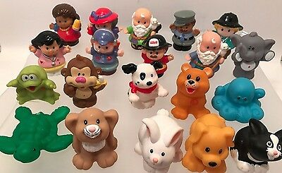 Fisher Price Little People Figures Animals