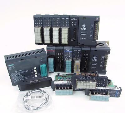 GE Series One / Siemens Simatic Programmable Controller CPU Module Lot TESTED