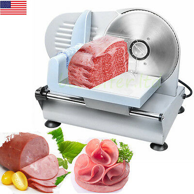 110V-220V Electric Meat Slicer Household Frozen Food Cutter Lamb Slicer Machine