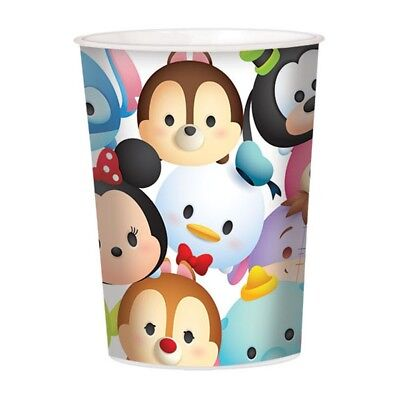 Disney Tsum Tsum Birthday Party Plastic Favor Cup 16 oz