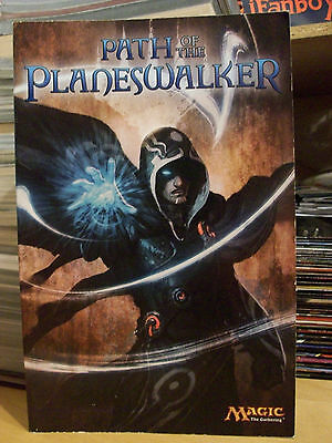 Magic the Gathering Path of the Planeswalker Vol 1 Graphic Novel Wizard RARE