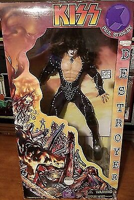 """Kiss Paul Stanley 24"""" Destroyer Action Figure  Limited Edition NIB"""