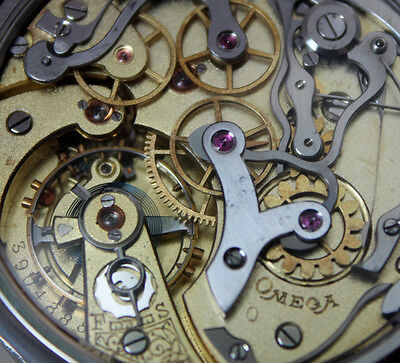 47mm STEEL Grade 316L CASE for INSERTING OF pocket watch movements ∅ 42-44mm