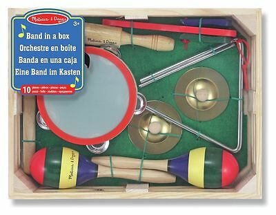 Melissa and Doug Band in a Box. From the Official Argos Shop on ebay