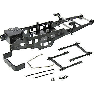 Kyosho 1/8 Mad Force 2.0* CHASSIS SIDE & UNDER PLATES, BODY MOUNTS, BUMPER, STAY