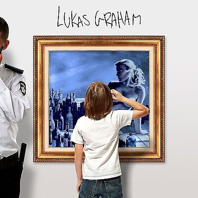Lukas Graham - Lukas Graham ( Blue Album) (Re-Release)   Cd New+