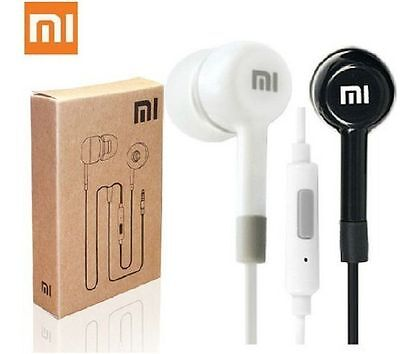 Headphone 3.5mm In-Ear Earbud Earphone Headset with Mic For Xiaomi Samsung MP3