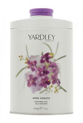 Yardley April Violets Talk Dames 200 ml | cod. V33462 NL