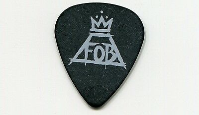 FALL OUT BOY Concert Tour Guitar Pick!!! PETE WENTZ custom  stage Pick #2
