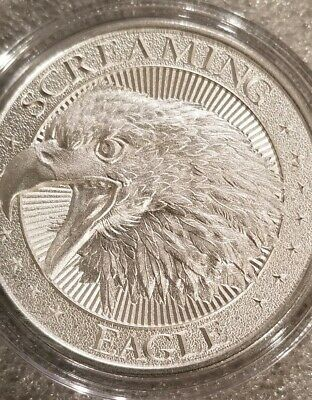 Harley Davidson Screaming Eagle 1 oz .999 Silver 2016  in airtite Big Twin HD
