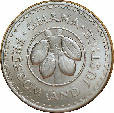 Ghana, 1967 20 Pesewas, about Uncirculated                               .. 8ngn
