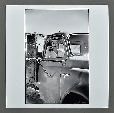 Eve Arnold Print-signed Magnum Archival Photo Print Marilyn Monroe Misfits 1960