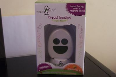 BREAST MATE   breast feeding timer and recording device