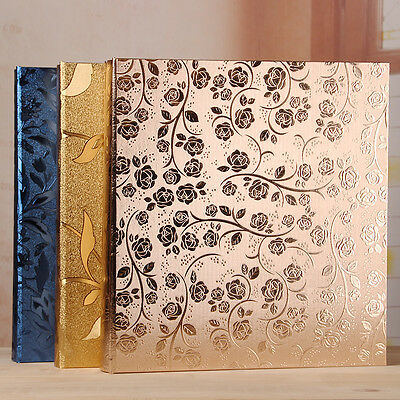 700 Pockets Slip In Jumbo Photo Album 5&6&7 Inches Photos All In One-11 Designs