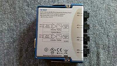 National Instruments NI 9227 4-Channel Current Input C Series Module
