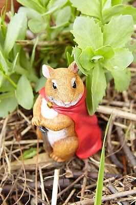 Dept 56 Garden Guardians 4039886 Rathbone Mouse NWT Perfect for Mother's Day