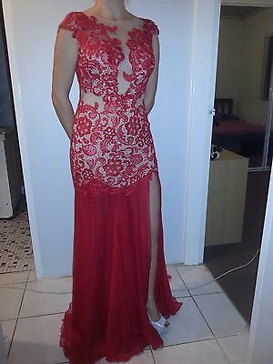 Mac Duggal size 8 original