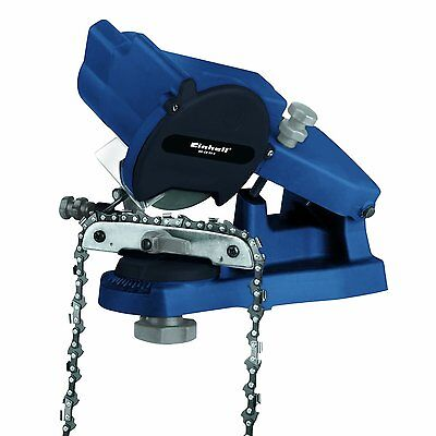 Afilador para cadenas Sharpener for chains Einhell BG-CS 85 E 85 W NUEVO