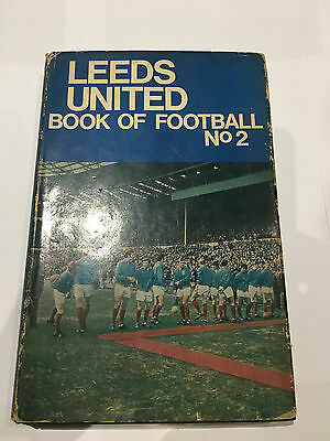 Book Of Football No2 Norman Hunter Hand Signed Autograph With Coa Leeds United