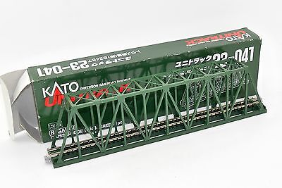 Kato Echelle N Pont Metallique Truss Bridge 248Mm En Boite