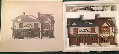 Department 56 Heritage Dickens Village The Old Curiosity Shop 5905-6