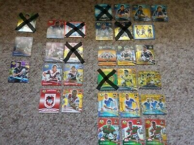 Wow~ Nrl Tazo Cards 2007 Singles....(Please Read Description Carefully)