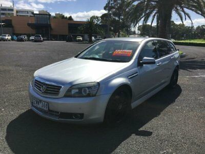 2009 Holden Commodore VE SS V Silver Automatic A Wagon
