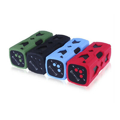 Bluetooth Portable Speaker Wireless Bass Stereo for Phone / Tablet Rechargeable