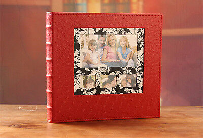 720&660 Pockets Slip In Jumbo Photo Album 5&7Inches Photos All In One-6Designs