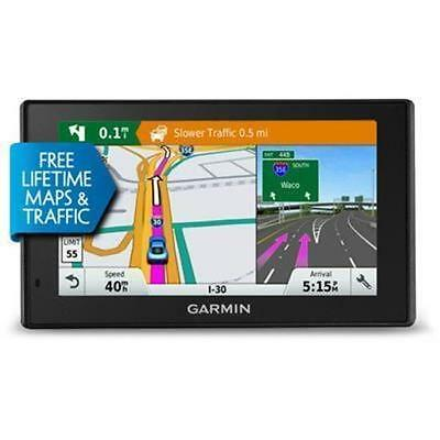 Garmin DriveSmart 50LMT 5' GPS Unit with Bluetooth