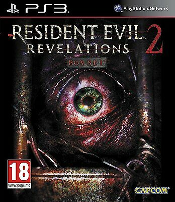 Juego Ps3 Playstation Resident Evil Revelations 2 Pal Nuevo
