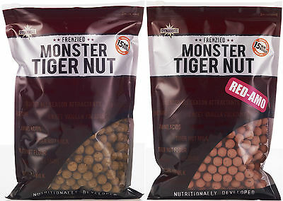 Dynamite Baits Monster Tiger Nut (10 / 15 / 20 Mm) Red Amo Tigernuss Boilies