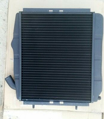 Renault 5 Gt Turbo New Replacement Original Fitment Radiator With Oil Cooler