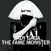 The Fame Monster [Deluxe Edition] by Lady Gaga (CD, Nov-2009, 2 Discs,...