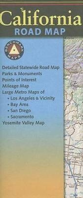 Benchmark California Road Map by Benchmark Maps 9780783499048