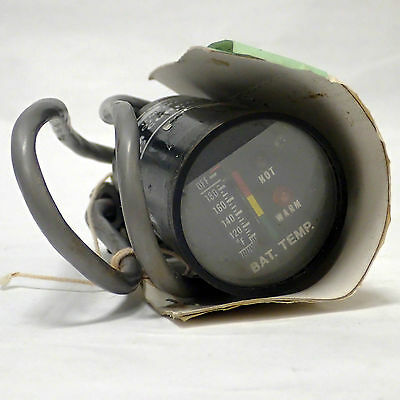 Tramm Corporation Aircraft Battery Temp Indicator Bti 600 - 302M