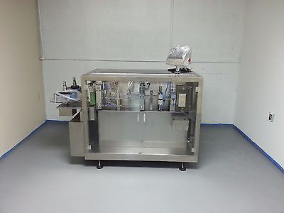 Form Fill and Seal Ampule Machine