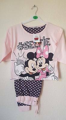 Primark Disney Minnie mouse nightwear pyjama set for Girls