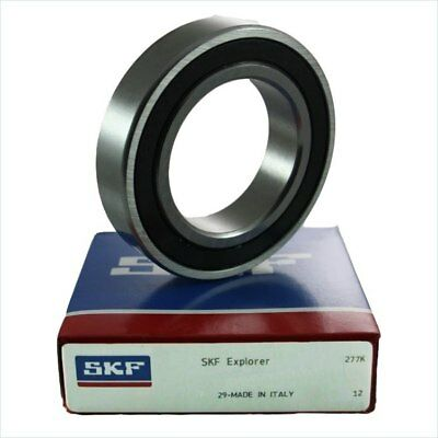 Qty.100 6003-2RS two side rubber seals bearing 6003-rs ball bearings 6003 rs