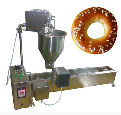 Automatic Commercial  donut maker donut machine,Wider Oil Tank,3 Set Molds