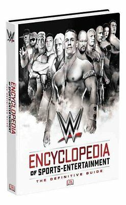 WWE Encyclopedia of Sports Entertainment by Steve Pantaleo 9781465453136